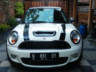 Mini Cooper S Turbo AT 2007 Knalpot Jhony cooper work