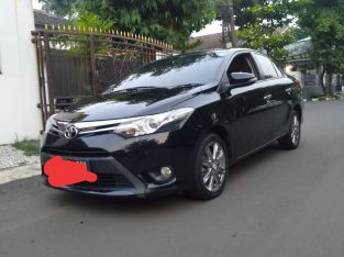 Toyota All New Vios G automatic 2015 Full original