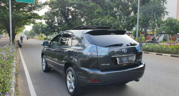 Toyota Harrier 2.4L Premium 2008 Superb Conditions
