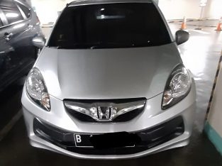 Honda Brio CBU E/MT 2013 (Built Up)