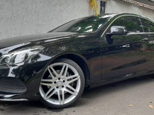 Mercedes Benz E 250 Coupe AMG 2013