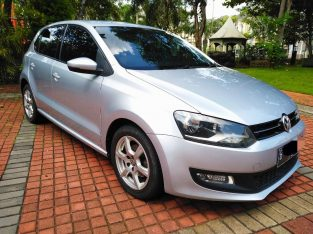 2012 VW Polo 1.4L CBU