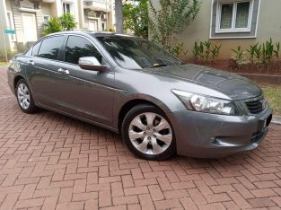 Honda Accord 2008 Full Ori Istimewa