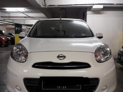 Nissan March 1.2 Matic 2013 Istimewa