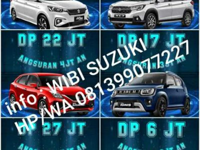 Promo Suzuki new Ertiga , Ignis , New Baleno , Karimun Wagon , S Cross , New Carry
