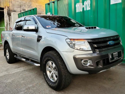 Ranger XLT D-CAB Ford 4×4 Turbo dsl MT 2012