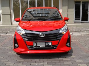 Toyota New Calya G AutoMatic 2019 ( Facelift 2020 )