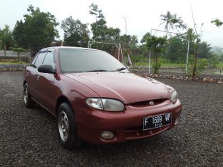 hyundai accent THN 2006 manual