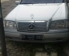 Dijual Mercedes-benz C200AT Elegance 1995