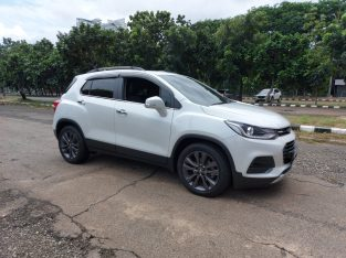 Chevrolet Trax LTZ turbo 2018/2017 A/T