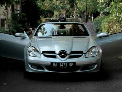àjual mbl MERCY SLK 2000 K AT